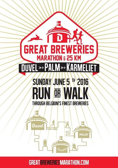 Great Breweries Marathon - 25km