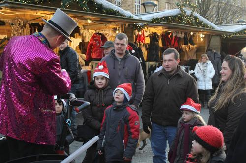 Christmas Market in Ypres