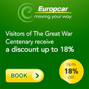 up to 18% discount by Europcar