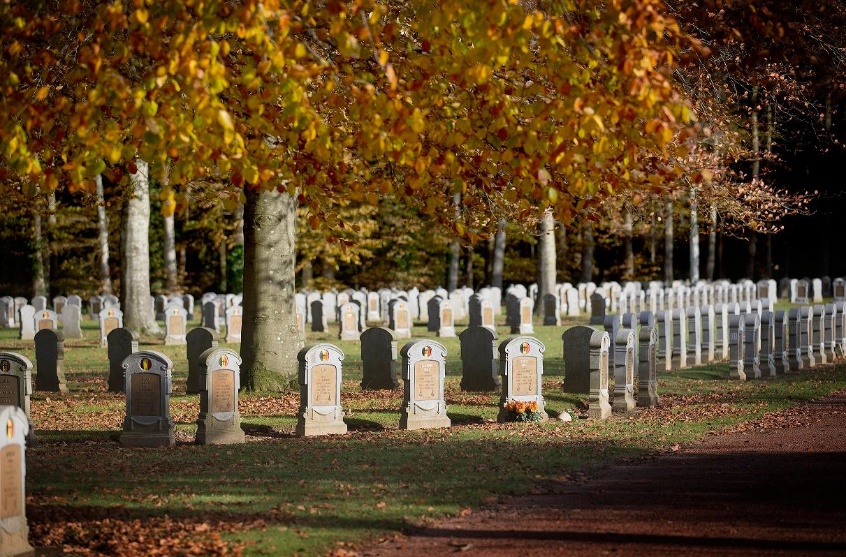 Belgian Military Cemetery - Houthulst - ©Westtoer