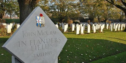 Essex Farm / Site John Mccrae
