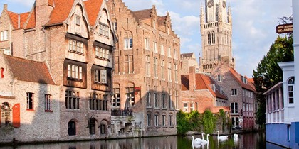 7 reasons why you should visit Bruges