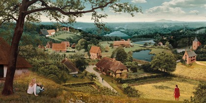The World of Bruegel (Bokrijk) - CHECK the museum's website directly for the latest information!