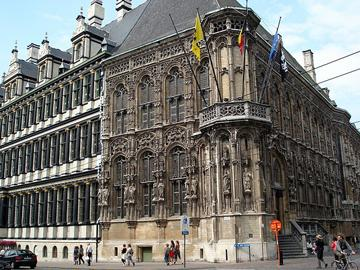 Town hall Ghent