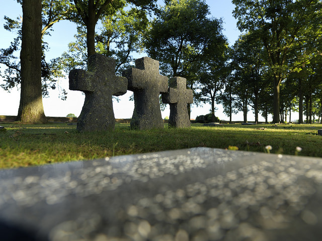 German Military Cemetery ©Milo-profi