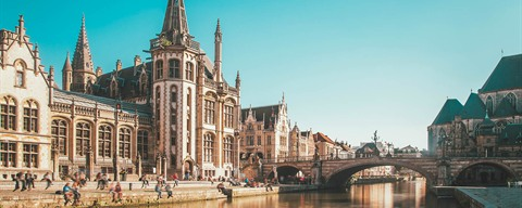 48 hours in Ghent