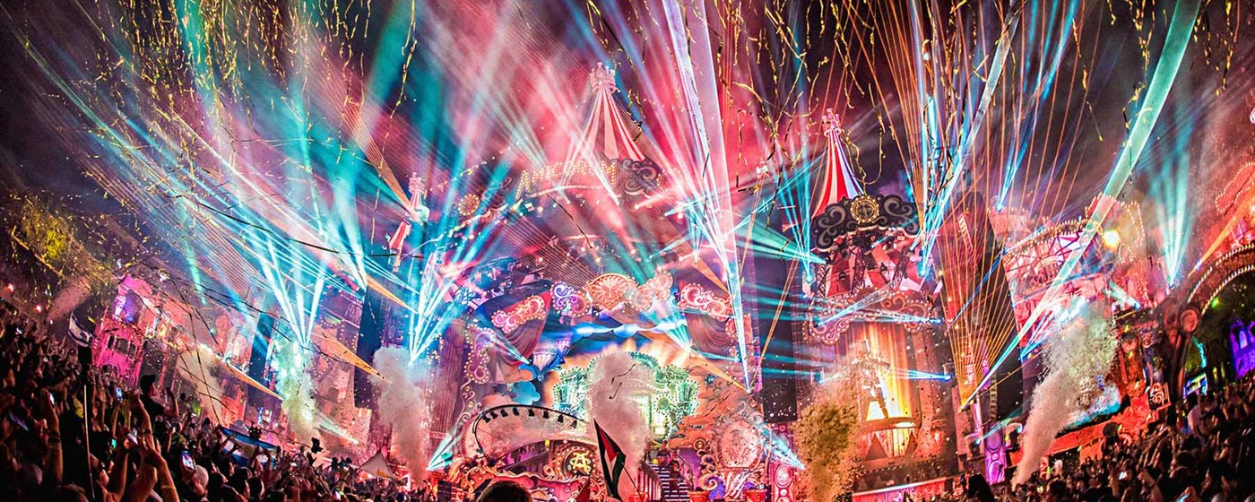 Tomorrowland - ©Tomorrowland