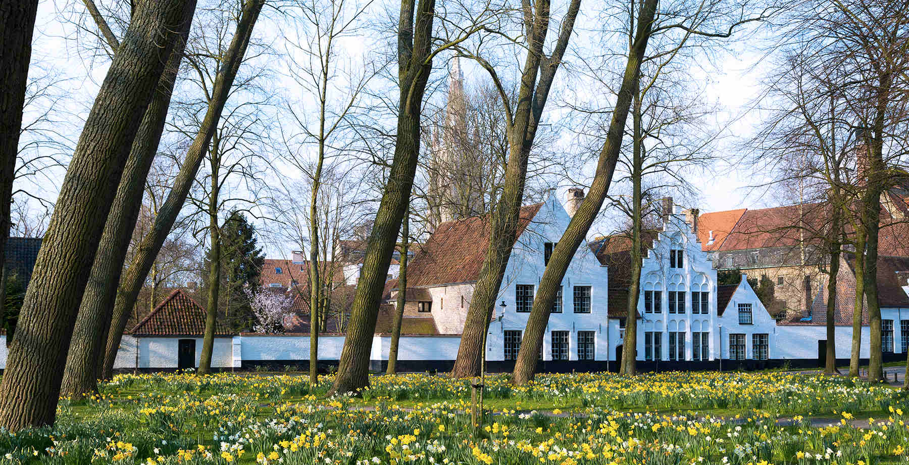 The Beguinage Bruges