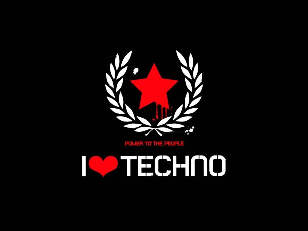 'I Love Techno'