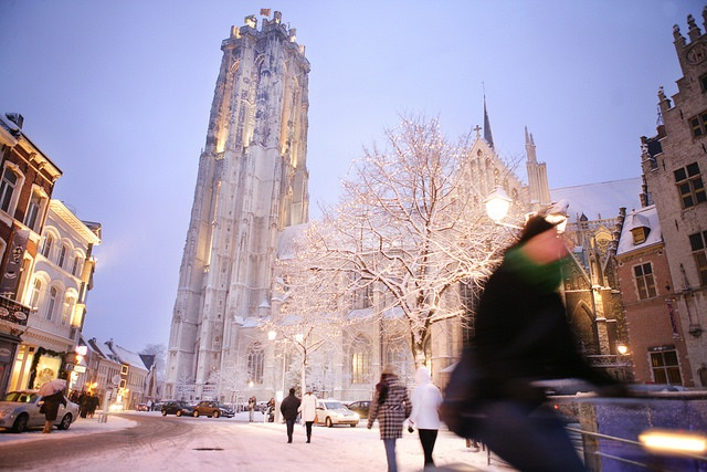 Winter in Mechelen - (c) Milo Profi