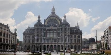 Gare Central (Centraal Station)