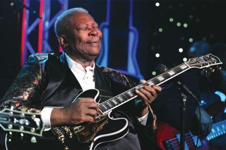 Le 'Gent Jazz Festival' - BB King