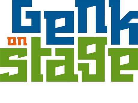 Logo 'Genk on stage'