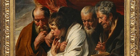 Jacob Jordaens (c)slices of light