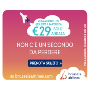 Fly to Brussels with Brussels Airlines from €29