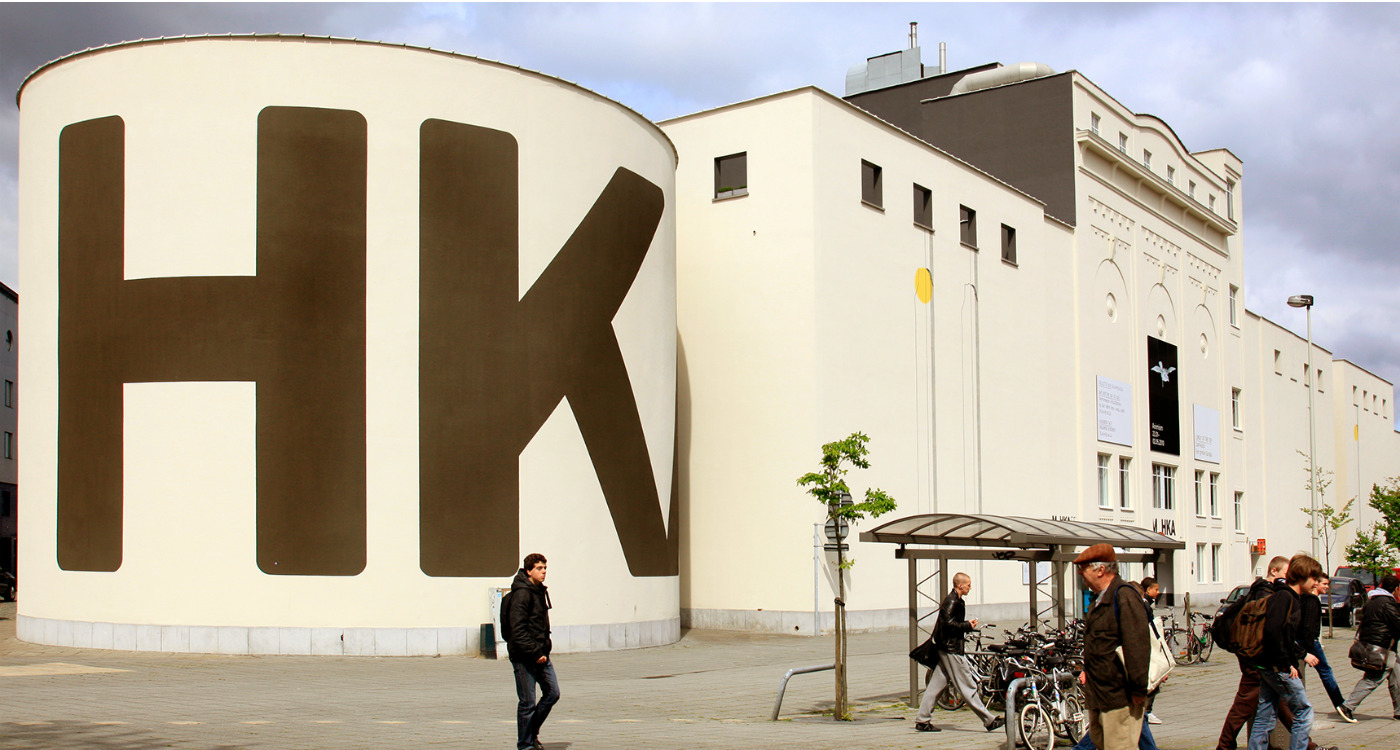 M HKA Antwerp - Museum of contemporary Art