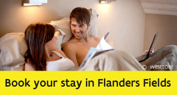 Find an book an accommodation in or around Ieper and Flanders Fields Belgium.