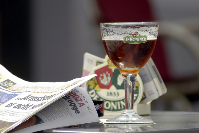 Bier De Koninck - ©Antwerp Tourism & Convention