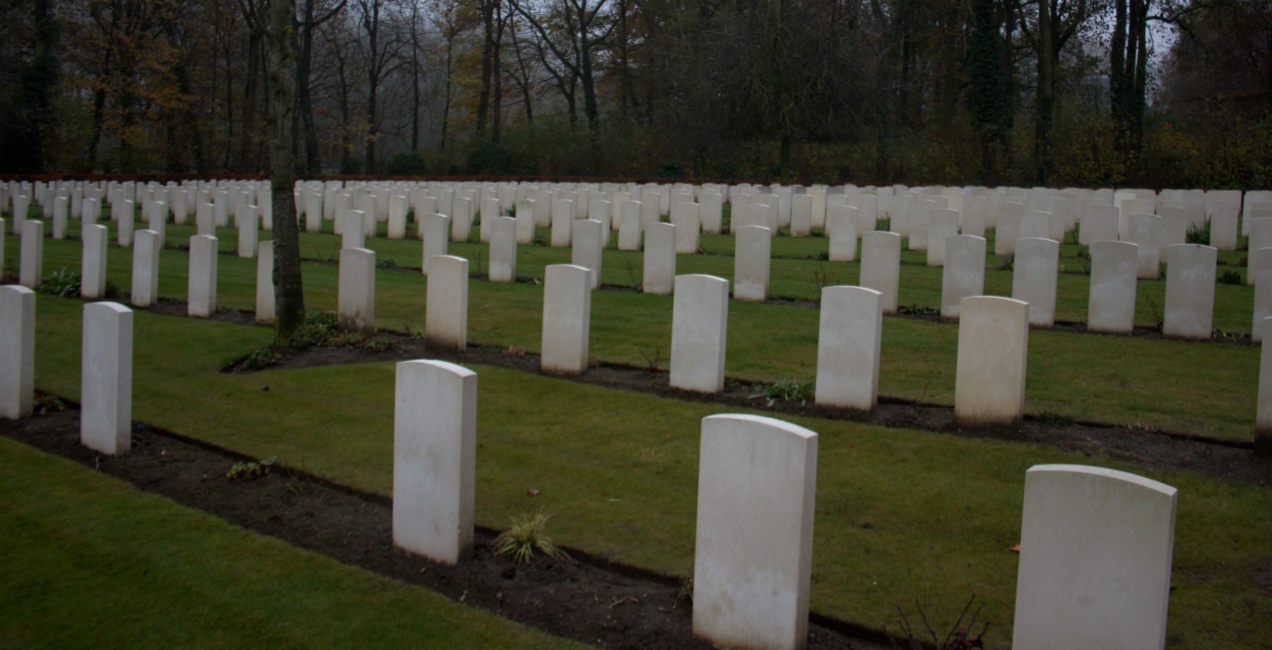 Kemmel Chateau Military Cemetery