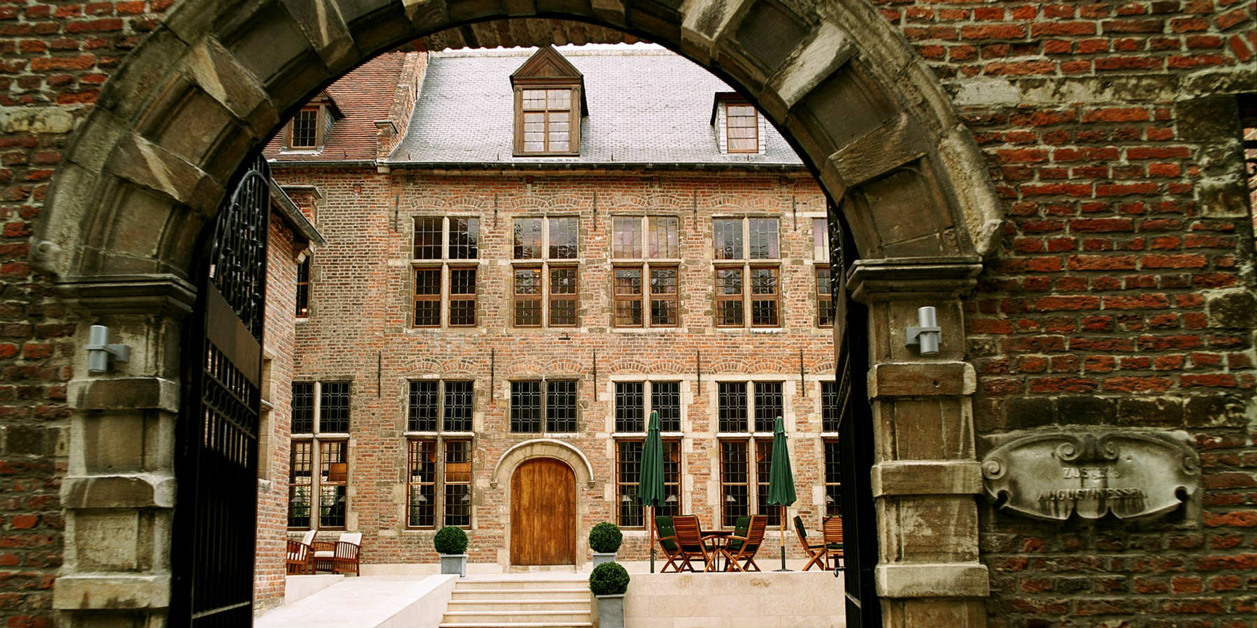 Martin's Klooster in Leuven