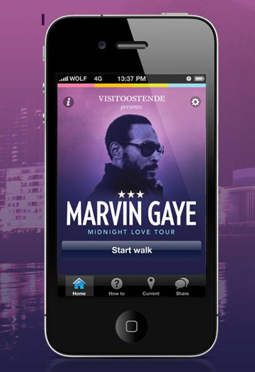 Marvin Gaye Midnight Love Tour - ©VisitOostende