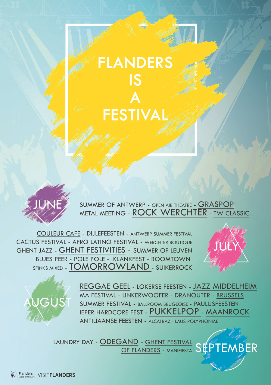 Flanders Is A Festival 2017