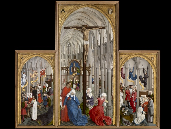 The Seven Sacraments (c)KMSKA www.lukasweb.be ) art in Flanders vzw photo Hugo Maertens, http://www.lukasweb.be/nl/foto/de-zeven-sacramenten