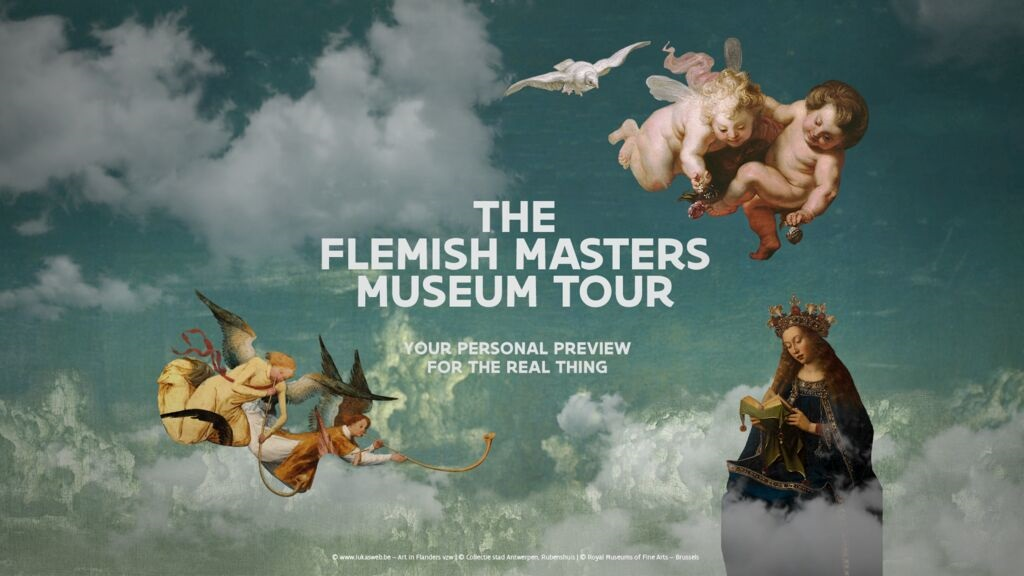 The Flemish Masters museum tours - (c) Intro Pancarte