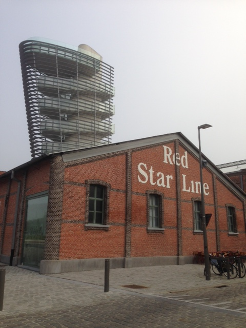 Antwerpen, Red Star Line Museum