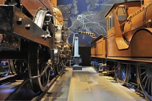 Brussel, Trainworld