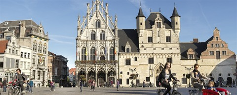 City hall - Mechelen ©Milo Profi