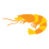 Shrimp icon - Knokke-Heist