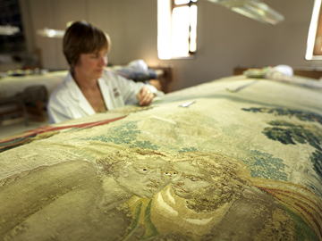 Tapestries Manufacturer De Wit - Mechelen © Milo-Profi